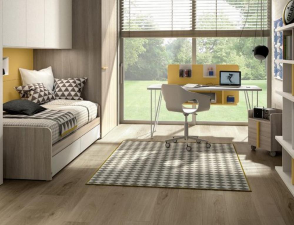 Carlo scarpa barlozzini mobili arredamenti casa for Arredare camera da letto ragazzo