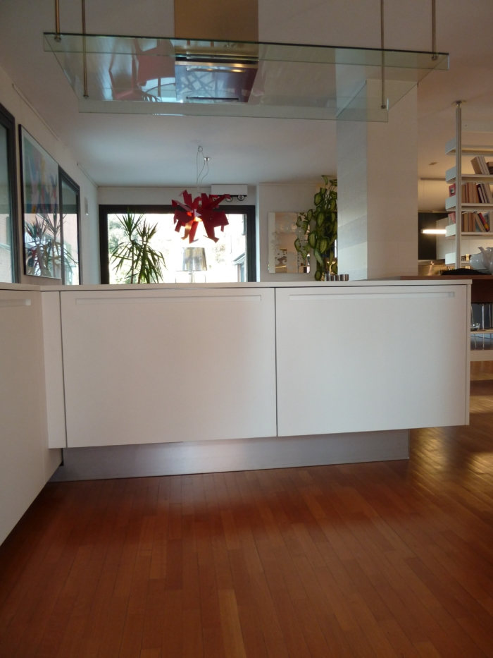 Boffi - Cucina modello LT e Zone
