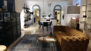 barlozzini interiors - showroom orvieto