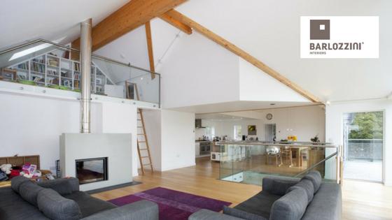 Costruire un soppalco in casa - BARLOZZINI, mobili ...
