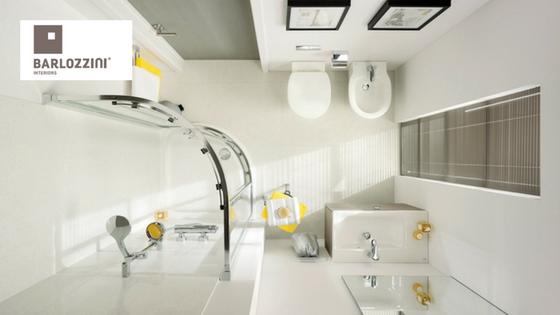 come arredare un bagno piccolo - barlozzini, mobili, arredamenti