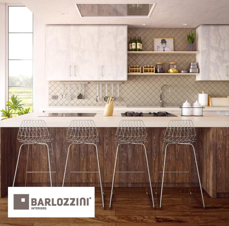 Tendenze 2018 mobili per arredo cucina - BARLOZZINI, mobili ...